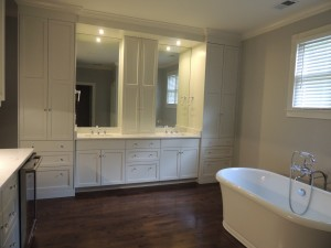 Colonial Bath After