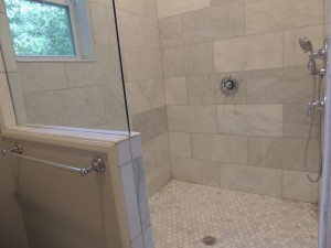 Colonial Shower After