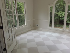 Colonial Sunroom After